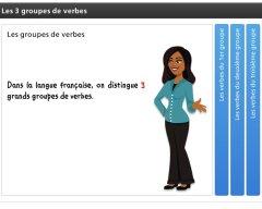 Conjugaison : l'infinitif des verbes