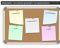 Les représentations (les outils du géographe)