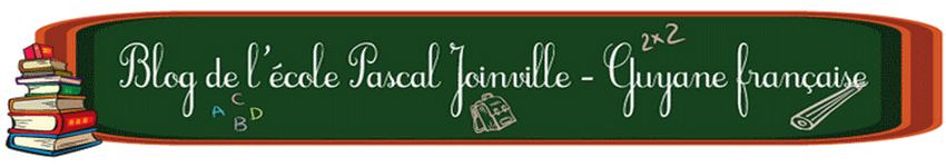 BLOG de l'école élémentaire Pascal Joinville – Guyane Française