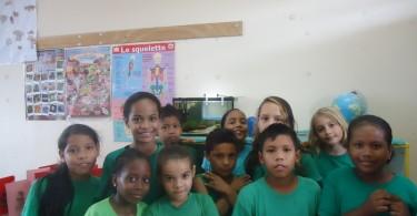 Les élèves de CM1A-SI