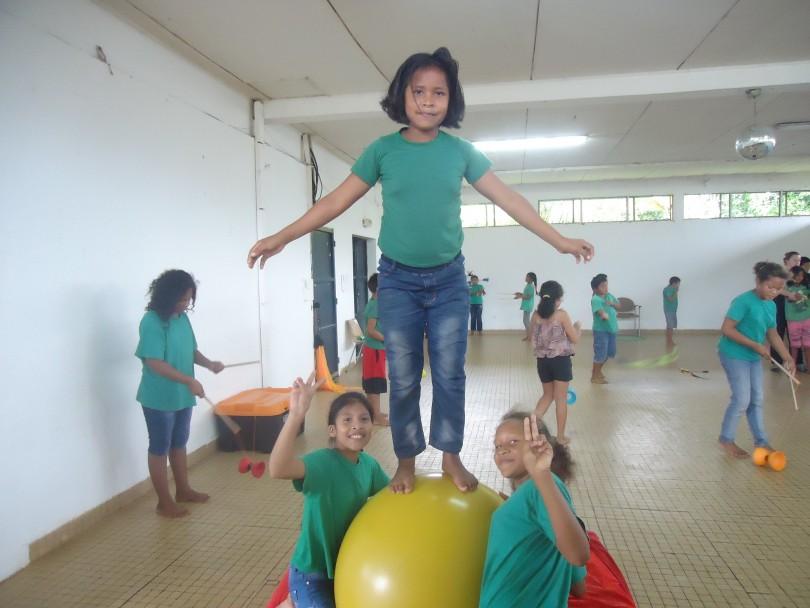 La boule d'équilibre