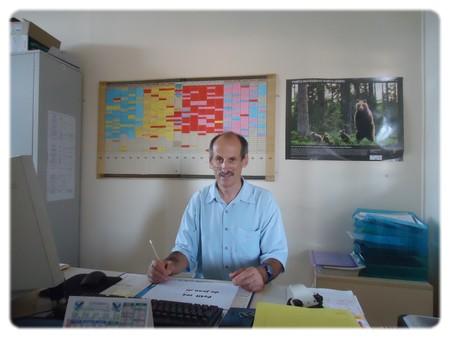 Michel Valiente - Directeur de notre école