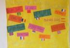 Les panneaux de trace écrite...