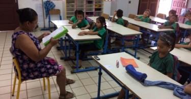 Les parents invités à lire des contes dans les langues maternelles...